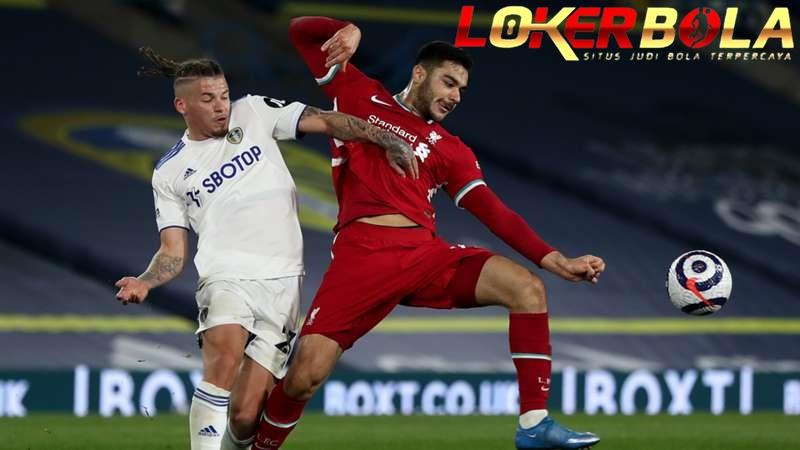 Leeds United Vs Liverpool: The Reds Kecolongan Gol Telat