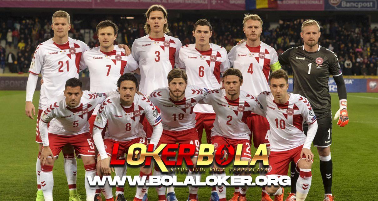 Denmark Lolos ke 16 Besar Euro Saat Ini