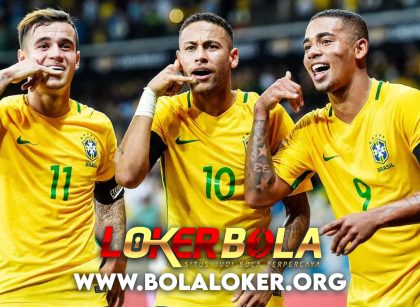 Copa America 2021, Hasil Akhir Match Brasil vs Venezuela : 3-0