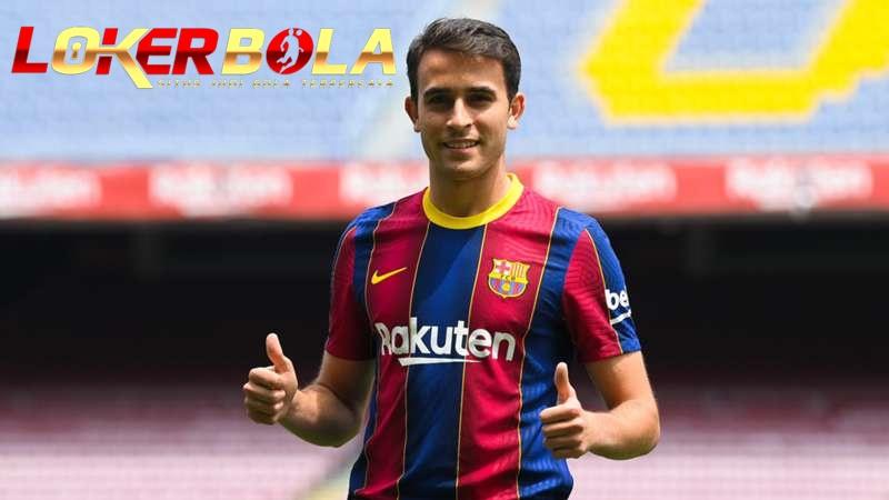 Satu Pemain Yang Paling Diinginkan Eric Garcia Main Bareng Di Barcelona
